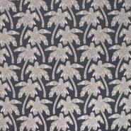 Triko materijal, čupav, priroda, 19215-16, siva - Svijet metraže