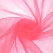Tüll, weich, glänzend, 20189-12, rosa