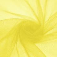 Tüll, weich, matt,  20190-11, gelb