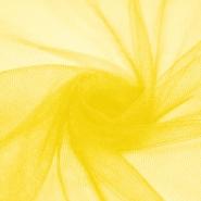 Tüll, weich, glänzend, 20189-34, gelb