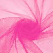 Tüll, weich, glänzend, 20189-10729, rosa