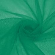 Tüll, weich, glänzend, 20189-59521, grün