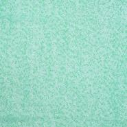 Netz, elastisch, Polyamid, 18999-5, mintblau - Bema Stoffe