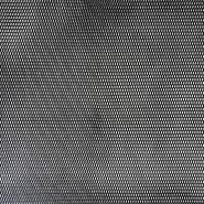 Mreža, dvostruka, 19001-17, crna