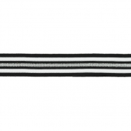 Band, dekorativ, elastisch, 20210-32425