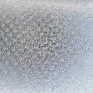 Umjetna koža Hologram, 19388-523, srebrna