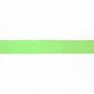 Traka, rips, 15 mm, 15457-1081, zelena