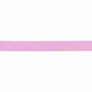 Band, Köper, Baumwolle, 15 mm, 15835-25192, rosa