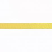 Band, Köper, Baumwolle, 15 mm, 15835-5009, gelb