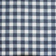 Jeans, košulja, kare, 19350-008, plava
