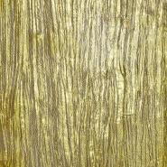 Gewebe, Lamé, 20223-075, golden - Bema Stoffe