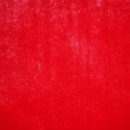 Krzno, umjetno, kratkodlako, 20224-015, crvena