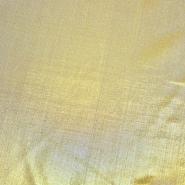 Tkanina, lame, 20377-002, zlatna