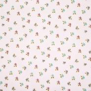 Baumwolle, dünn, floral, 20392-002