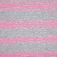 Jersey, Streifen, 20414-003, neonrosa