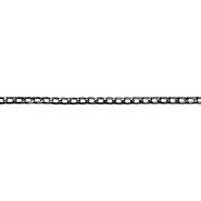 Band, Kette, 4 mm, 20417-002, schwarz