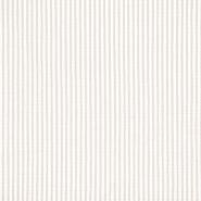 Pamuk, gužvanka, pruge, 20533-052, bež