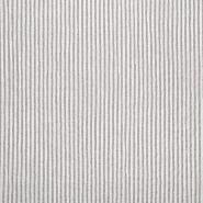Pamuk, gužvanka, pruge, 20533-054, smeđa