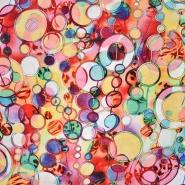 Gewebe, Viskose, abstrakt, 20537-017