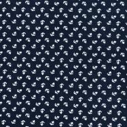 Jersey, Viskose, Meer, 20541-008, dunkelblau