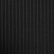 Wirkware, gerippt, 20544-069, schwarz