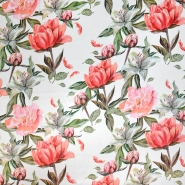 Tkanina, tanja, cvjetni, 20551-050