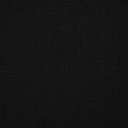Leinen, Baumwolle, 20553-069, schwarz