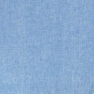 Leinen, Viskose, 20554-003, blau