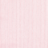 Leinen, Viskose, Streifen, 20555-011, rosa