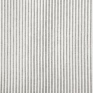 Leinen, Viskose, Streifen, 20555-052, beige