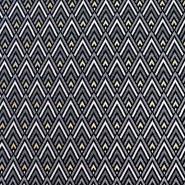 Deko žakard, geometrijski, 20563-01
