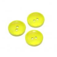 Gumb, klasičan, žuta, 21 mm, 20451-004