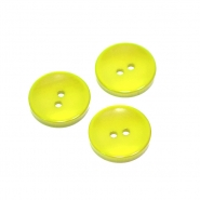 Gumb, klasični, rumena, 21mm, 20451-004