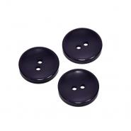 Gumb, klasični, temno modra, 21mm, 20451-020