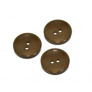 Gumb, klasičan, smeđa, 21 mm, 20451-025