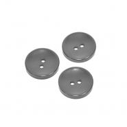 Gumb, klasični, siva, 15mm, 20450-027