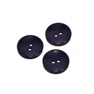Gumb, klasičan, tamnoplava, 15 mm, 20450-020