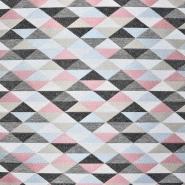 Dekostoff, Jacquard, geometrisch, 17714-3