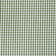 Dekor tkanina, karo, 20708-2, zelena