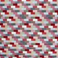 Dekostoff, Jacquard, geometrisch, 20709