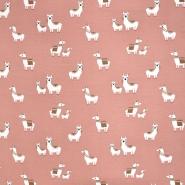 Jersey, pamuk, dječji, 20721-472, ružičasta