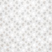 Pamuk, popelin, srca, 18279-358