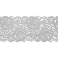 Spitze, elastisch, 90 mm, 20482-034, grau