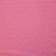 Bombaž, poplin, pike, 20838-2, roza