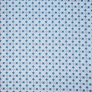Pamuk, popelin, geometrijski, 20790-3