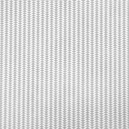 Pamuk, popelin, geometrijski, 20795-3, siva