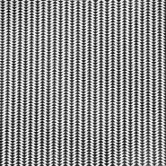 Baumwolle, Popeline, geometrisch, 20795-6, schwarz