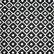 Pamuk, popelin, geometrijski, 20796
