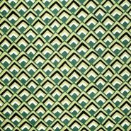 Pamuk, popelin, geometrijski, 20808