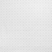 Pamuk, popelin, geometrijski, 20829-2, svjetlosiva